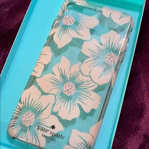 KATE SPADE iPhone 7 case. Excellent condition!